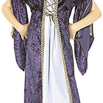 Rubies Renaissance Faire Juliet Child Costume Large One Color Multicoloured