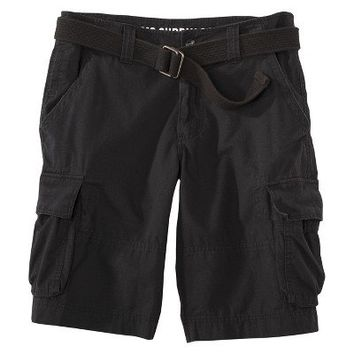 Mossimo Supply Co. Belted Cargo Shorts - Assorted Colors