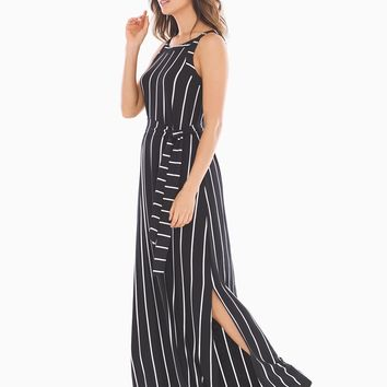 Soma Apron Maxi Dress