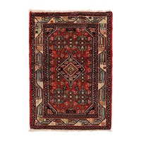 PERSISK HAMADAN Rug, low pile, assorted patterns - IKEA