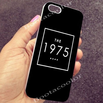 The 1975 Band Logo iPhone Case And Samsung Galaxy Case