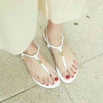 Tory Burch Ladies Slippers Casual Fashion Women Sandal Slipper Shoes