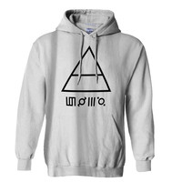 30 Seconds To Mars Triangle Mens Hoodie and Womens Hoodie