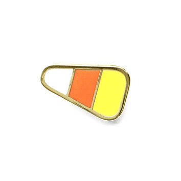 Candy Corn Pin