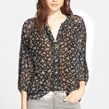 Women's Joie 'Alcinia' Silk Blouse,