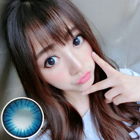 Contact lenses VASSEN- Big Beautiful Eyes (Blue)