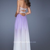 La Femme 20028 at Prom Dress Shop