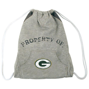 Green Bay Packers NFL Hoodie Clinch Bag