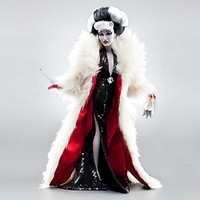 Cruella De Vil Disney Villains Designer Collection Doll | Disney Store