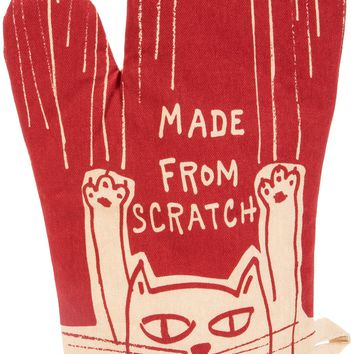 Made From Scratch Oven Mitt - PRE-ORDER, SHIPS LATE JULY