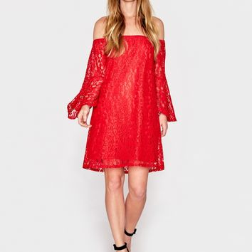Becca Lace Dress