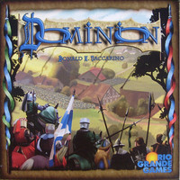 Dominion - Tabletop Haven
