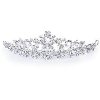 Vintage Crystal Birthday Princess Tiara