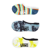Dying Dayz Canoodles 3 Pair Pack | Shop Womens Socks at Vans