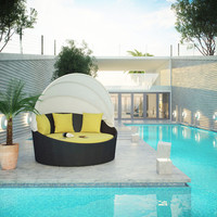 Day Dreamer Outdoor Bed in Kiwi