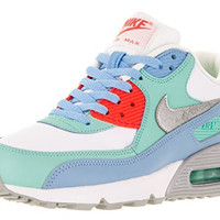 Nike Kids Air Max 90 Ltr (GS) Running Shoe for just $50.00