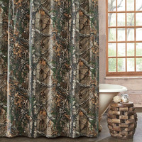Realtree Xtra Camo Shower Curtain