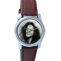 Rihanna Sketch Wrist Watch