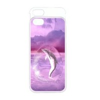 Dream Of Dolphins iPhone 5 Wallet Case> Dream Of Dolphins> Gatterwe