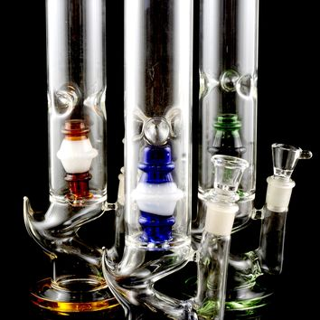 Medium Stemless GoG Spiked Water Pipe with Dome Perc - WP1408