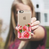 Bold Floral iPhone 6 case by Allyson Johnson | Casetify