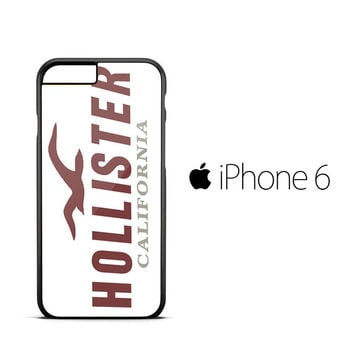 NWT Hollister Hco 2 Muscle Cool A1771 iPhone 6 Case