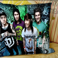 Pierce The Veil - Pillow Cover and Pillow Case.