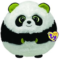 Ty Beanie Ballz Bonsai The Panda (Large)