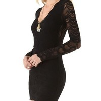 Nightcap Clothing Victorian Lace Dress | SHOPBOP