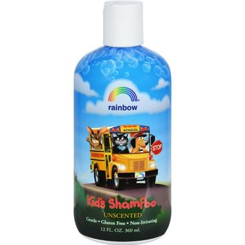 Shampoo For Kids Unscented ( 2 - 12 FZ)