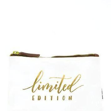 "Travel Pouch - ""Limited Edition"""