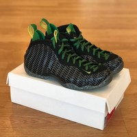 AUGUAU Nike Foamposite One Oregon Duck