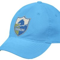 NFL San Diego Chargers End Zone Team Color Flex Slouch Hat - EN13Z
