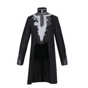 T'Challa Ceremonial Outfit Tailcoat