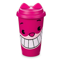Disney Dstyle MXYZ Cheshire Cat Travel Mug New