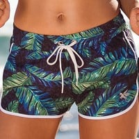 Triumph Mystic Jungle Run Short