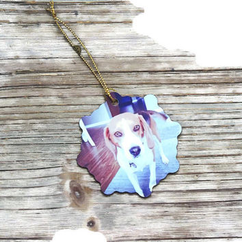 Personalized ornament, christmas ornament, metal ornament, tree ornament, stocking stuffer, holiday ornament, personalized gift