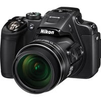 Nikon Coolpix P610 Compact Digital Camera Black