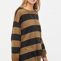 Surfin' On Your Stripes Sweater