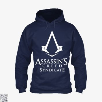 "Assassin""S Creed Syndicate, Assassin's Creed Hoodie"