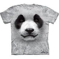 Big Face Panda T-Shirt