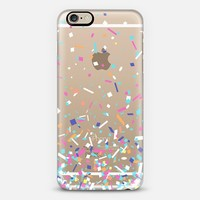 Candy Confetti Explosion iPhone 6 case by Organic Saturation | Casetify