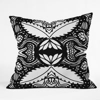 Paula Ogier Aviation Throw Pillow