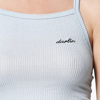 LA Hearts Darlin Ribbed Cropped Tank Top at PacSun.com