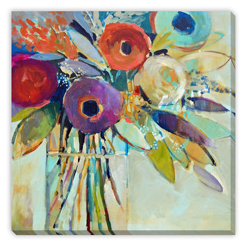 Erin Gregory, Bloom I, Paintings