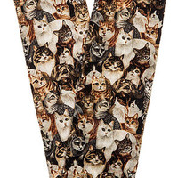 The Cat Lady Ankle Socks