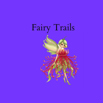 Fairy Trails (1): Adventures of Jack & Ella in Bramblewood Forest.