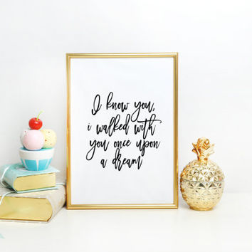 Love Quote Print, Rustic Wedding Sign Wedding Decor Gift for the couples Personalized Couples Wedding Bridal Gift once upon a dream