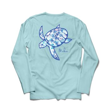 Limited Edition Powder Blue Coral Reef Print