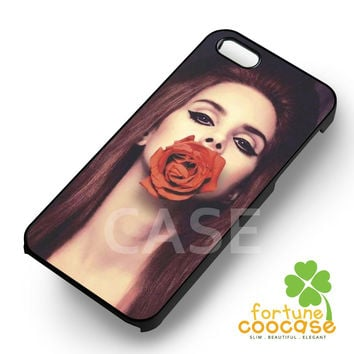 eat the rose lana del rey-1nny for iPhone 4/4S/5/5S/5C/6/ 6+,samsung S3/S4/S5,S6 Regular,S6 edge,samsung note 3/4